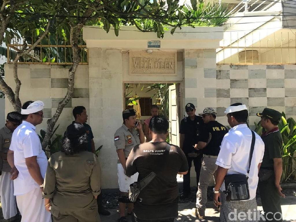 Vila Gay di Bali Diselidiki