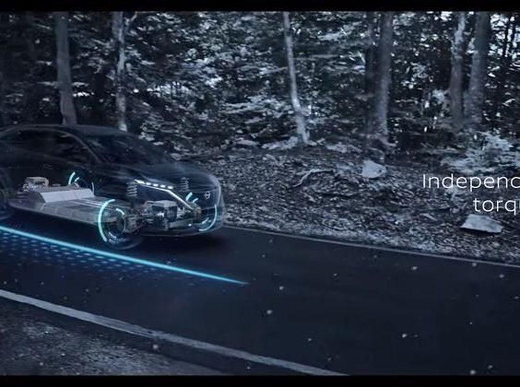 Nissan Masih Ngotot Kenalkan Teknologi Terbaru