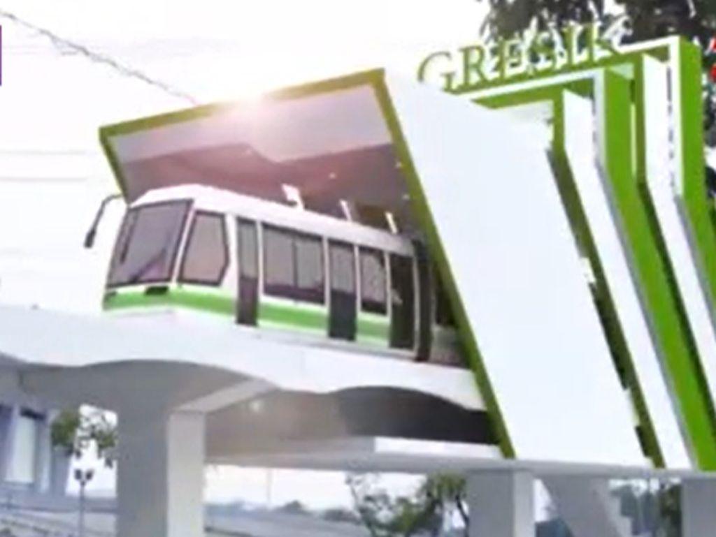 Begini Desain MRT Jawa Timur yang Dipamerkan Khofifah