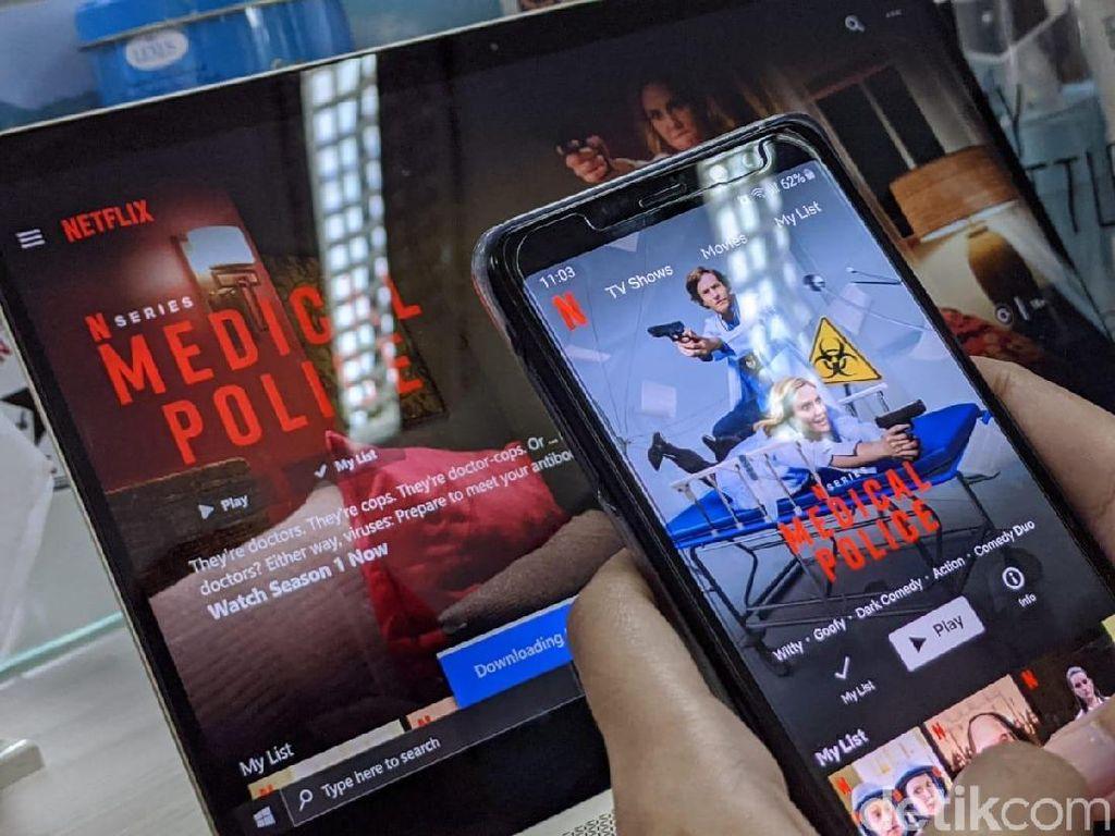 Blokir Netflix Dibuka, Telkomsel Sebut Sudah Jadi Kebutuhan Pelanggan