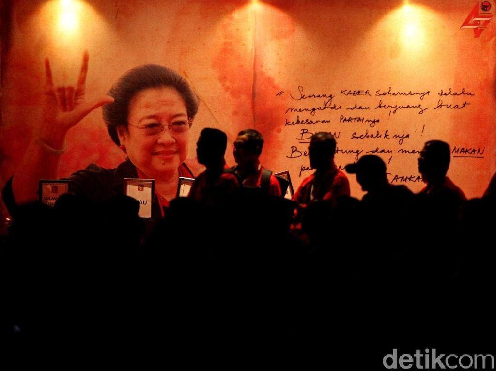 Megawati Didorong Nyapres Lagi, PDIP DIY: Ikut Keputusan Kongres!