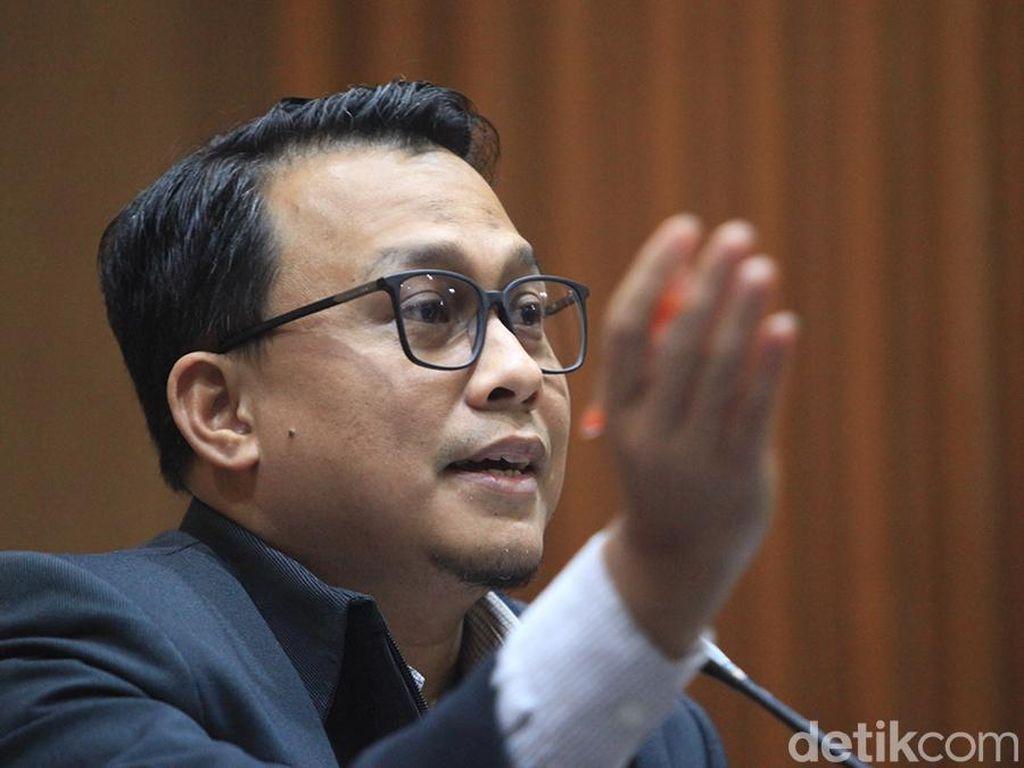KPK Siap Hadapi PK Saipul Jamil Terkait Kasus Suap Hakim PN Jakut