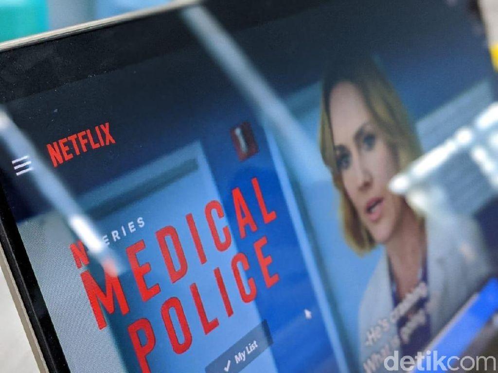 Telkom dan Netflix Akur, Lanskap Bisnis Nonton Sudah Berubah