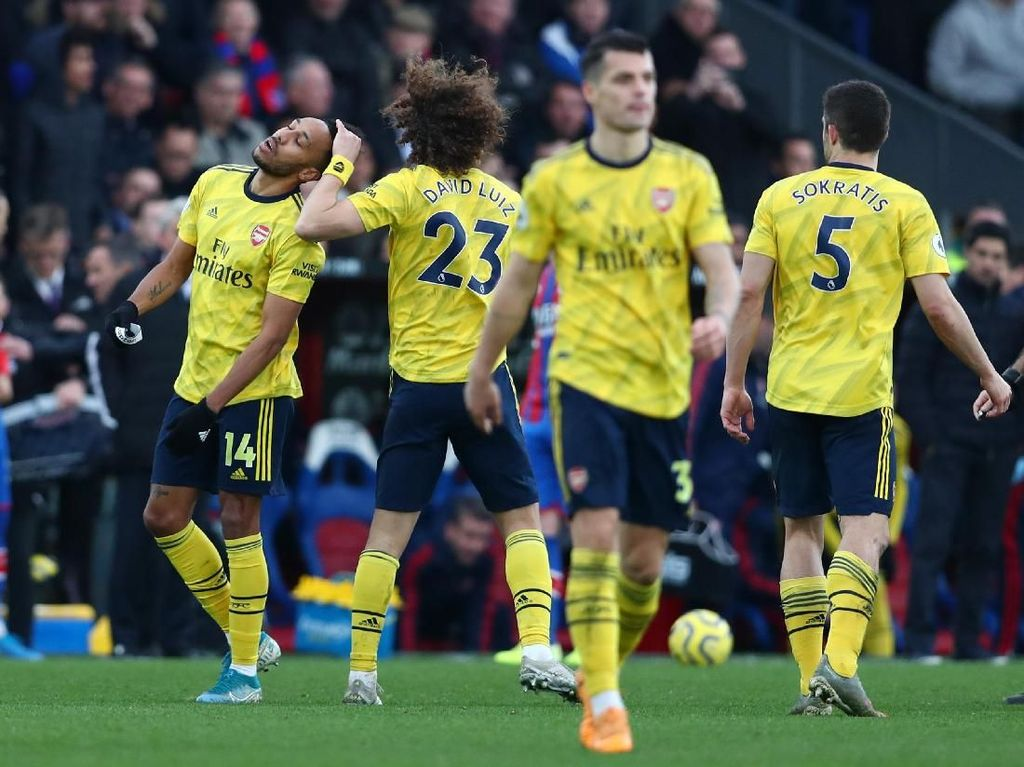 Aubameyang Diskors, Bisakah Arsenal Menjaga Daya Ledaknya?