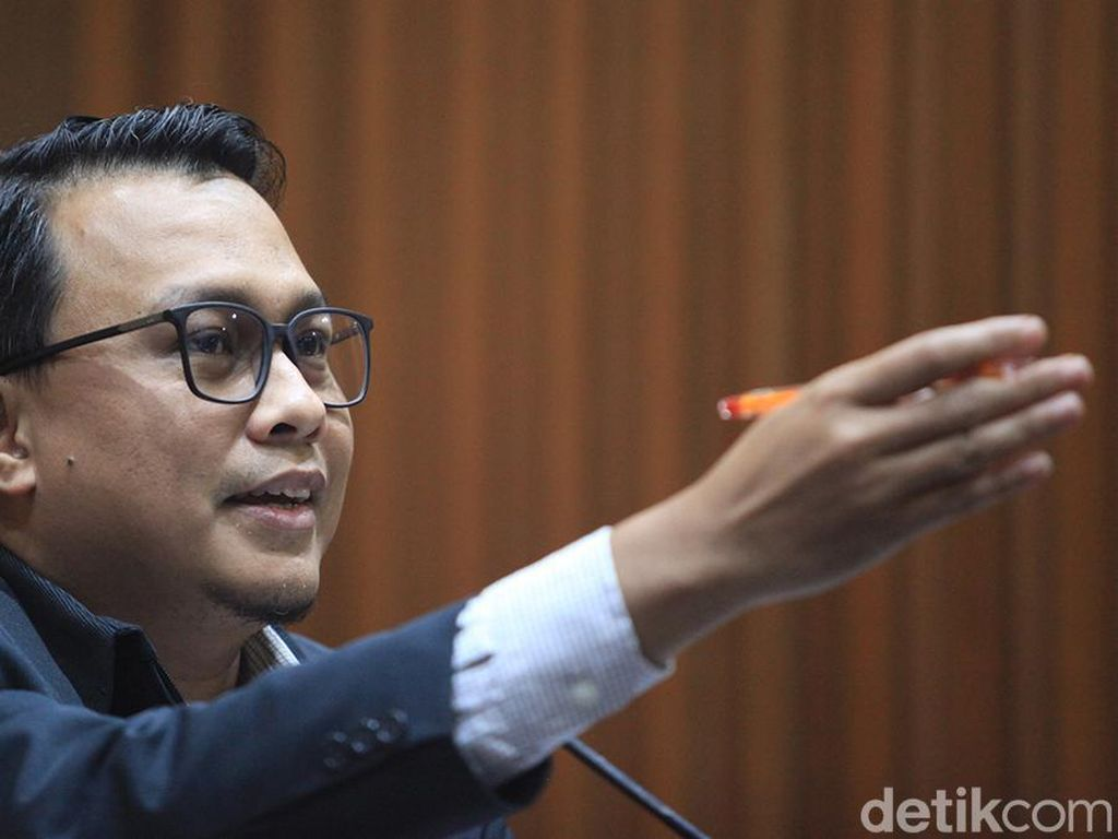 Vonis Bebas Sofyan Basir Dikuatkan MA, KPK Pertimbangkan Upaya Hukum Lanjutan