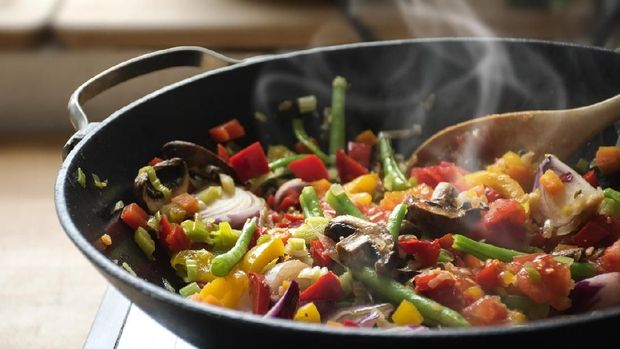 Tips menggoreng tanpa minyak