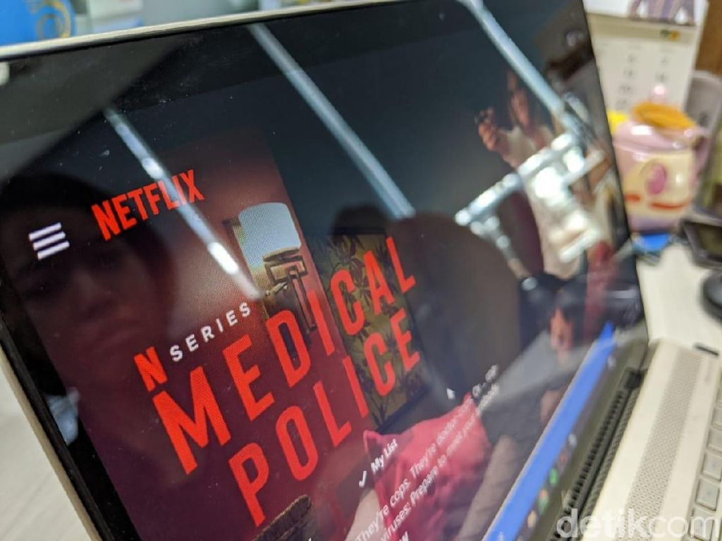 Tarif Netflix Naik, Netizen Panik
