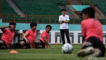 Tonton Shin Tae-Yong Gembleng Timnas U-19