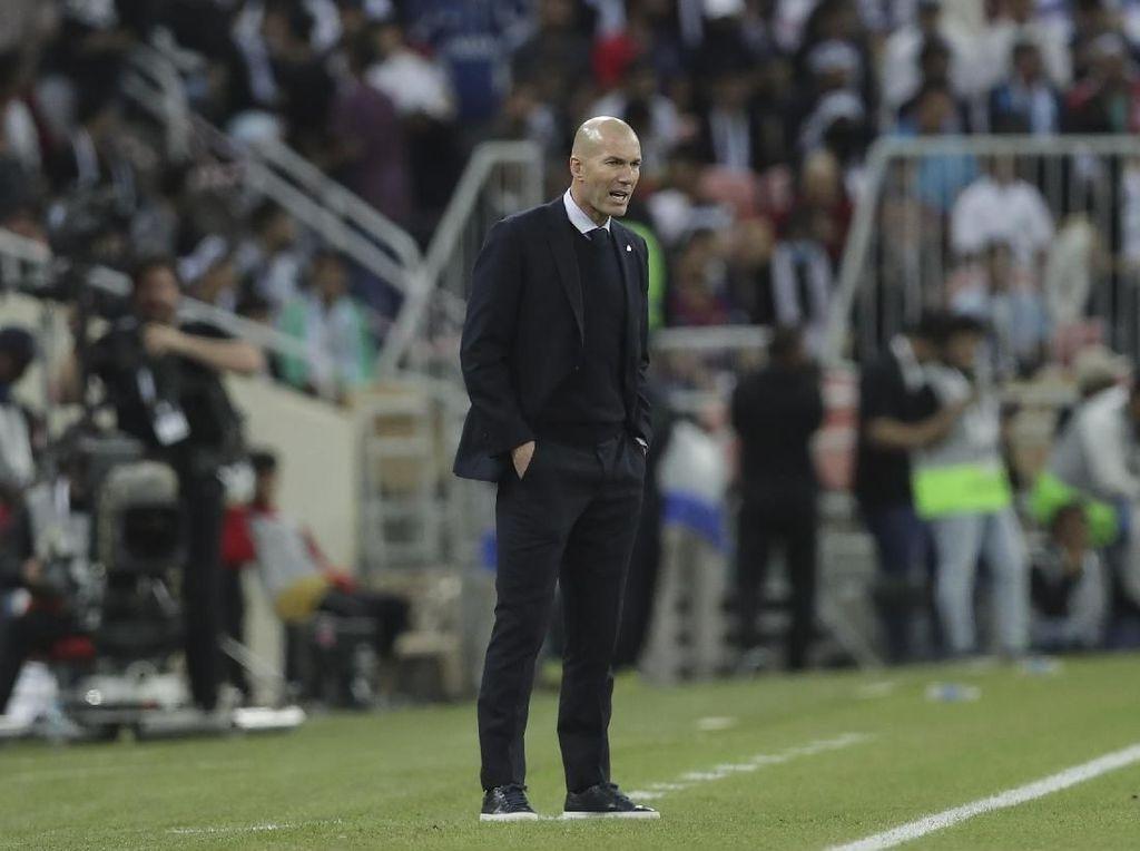 Saktinya Zidane: Jalani 9 Final, Dapat 9 Gelar