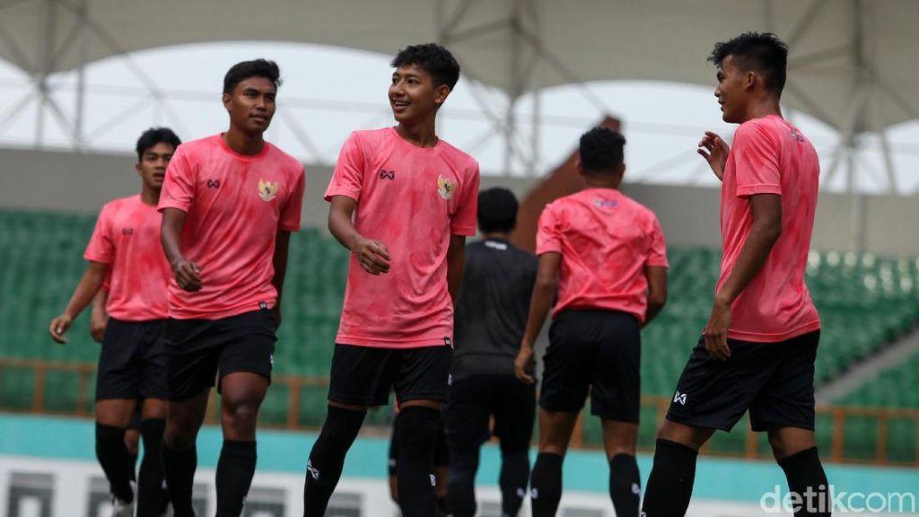 51 Pemain Antusias Ikuti Seleksi Perdana Timnas U-19
