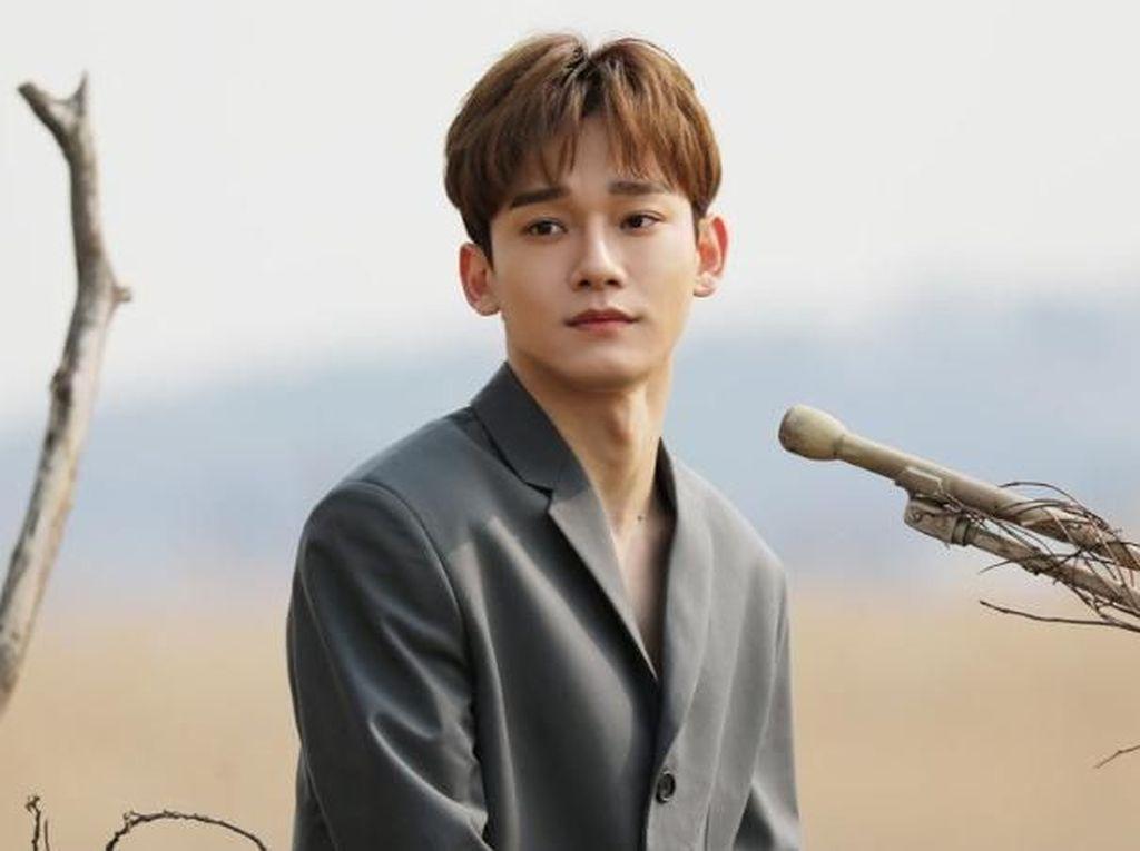 SM Entertainment Bantah Chen EXO Sudah Gelar Pernikahan