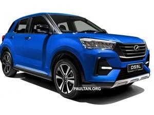 Beda dengan RI, Daihatsu Malaysia Siap Luncurkan Rocky Tahun Ini