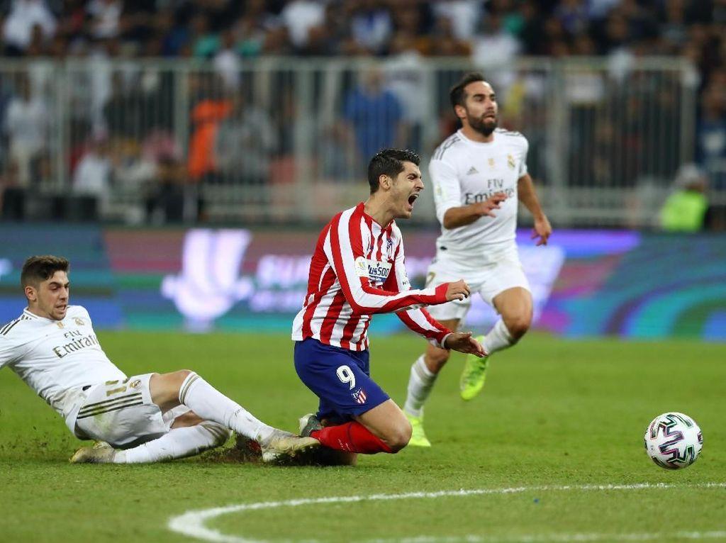 Komentar Sinis Diego Simeone Terkait Hukuman Valverde