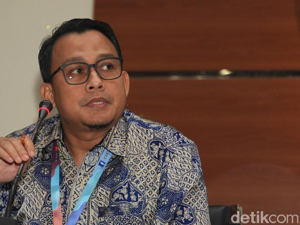 Eks Ketua Pansel Capim Sebut Kasus Wahyu Setiawan Penipuan, KPK Menepis