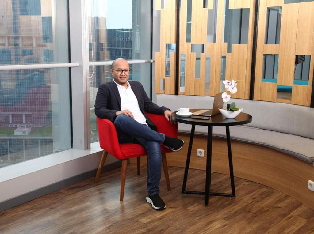 Setyanto Hantoro Resmi Jabat Dirut Anyar Telkomsel