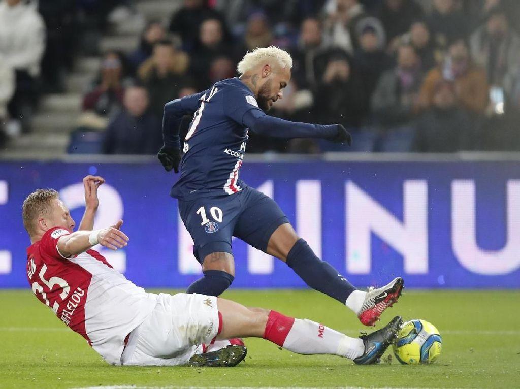 PSG Vs Monaco: Duel Sengit Tuntas 3-3