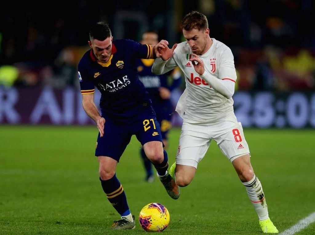 Roma Hadiahkan Gol untuk Juventus, Fonseca Tak Mau Salahkan Pemain