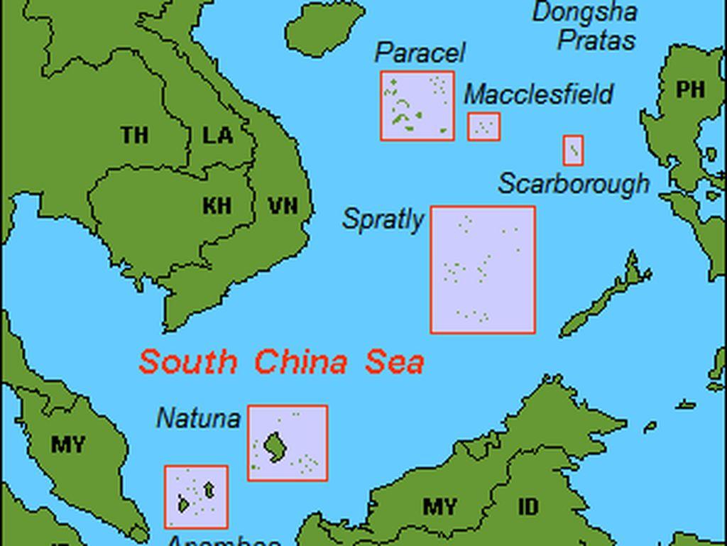 Arah Ketegangan di Laut China Selatan