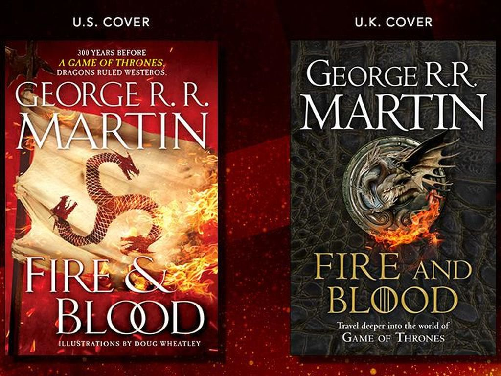 Sejarah Keluarga Targaryen Game of Thrones Dirilis Lagi