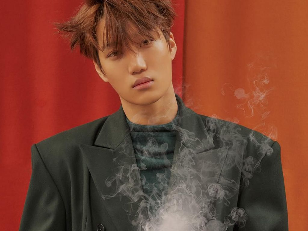#Kai_is_Coming! Kai EXO Siap Debut Solo