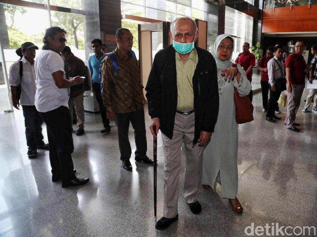 Cerita Kivlan Zen Saat Prabowo Sampaikan Mau Jadi Menteri Jokowi