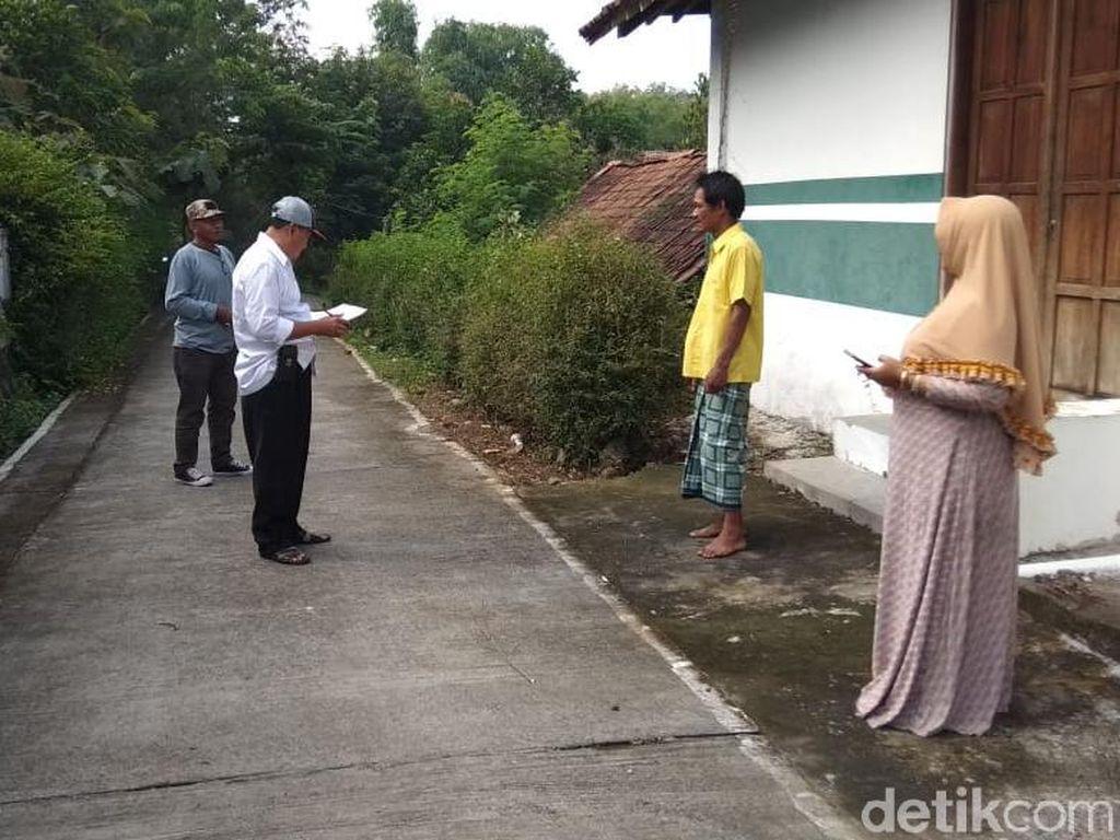 Video: Rekaman CCTV Aksi Pencuri Sergap Kambing di Jalan