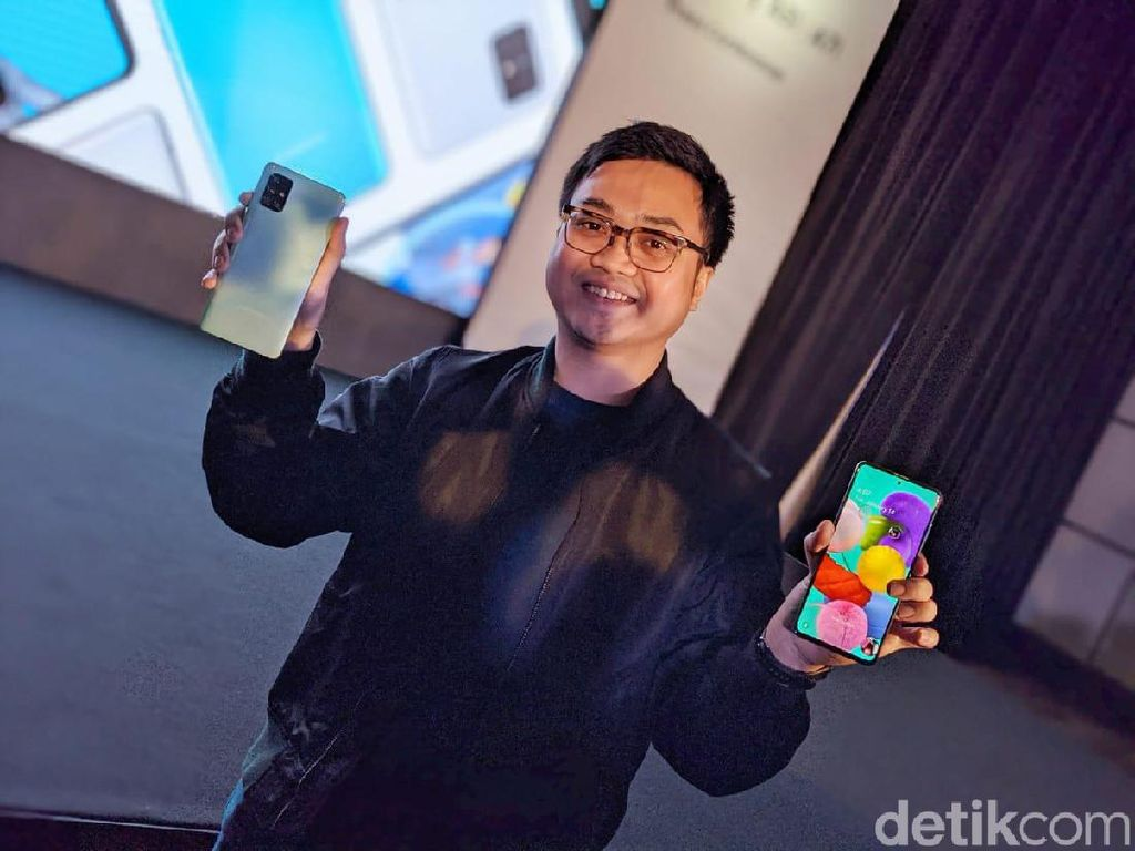 Samsung Resmi Rilis Galaxy A71 di Indonesia, Apa Daya Tariknya?