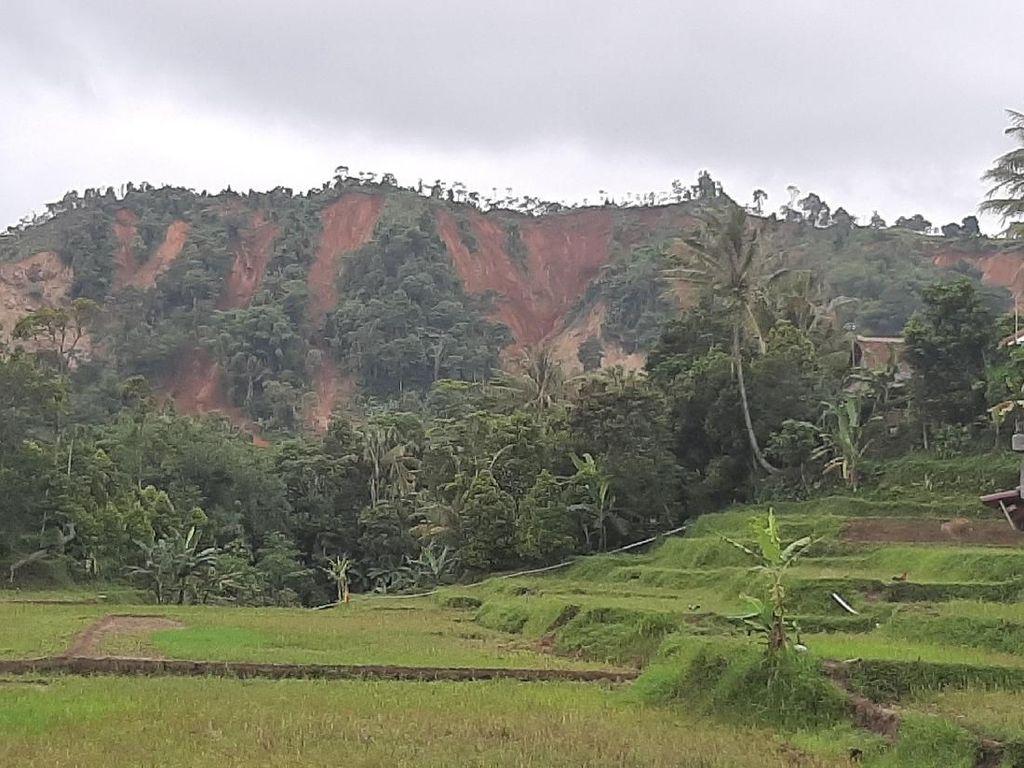 PVMBG Ungkap Faktor Penyebab Longsor di Sukajaya Bogor