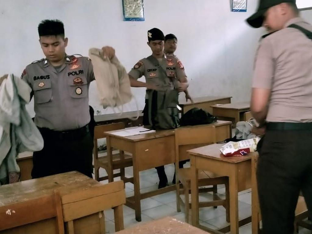 Dirazia di Sekolah, 8 Pelajar SMK yang Ikut Tawuran Diamankan Polisi