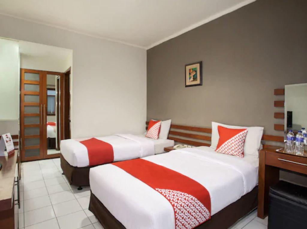 Ada 500-600 Kamar Hotel Gratis untuk Nakes Corona