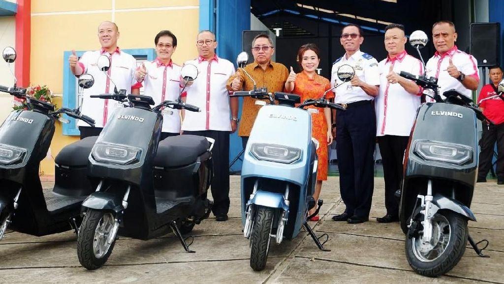 Motor Listrik Harga Terjangkau Buatan Tangerang