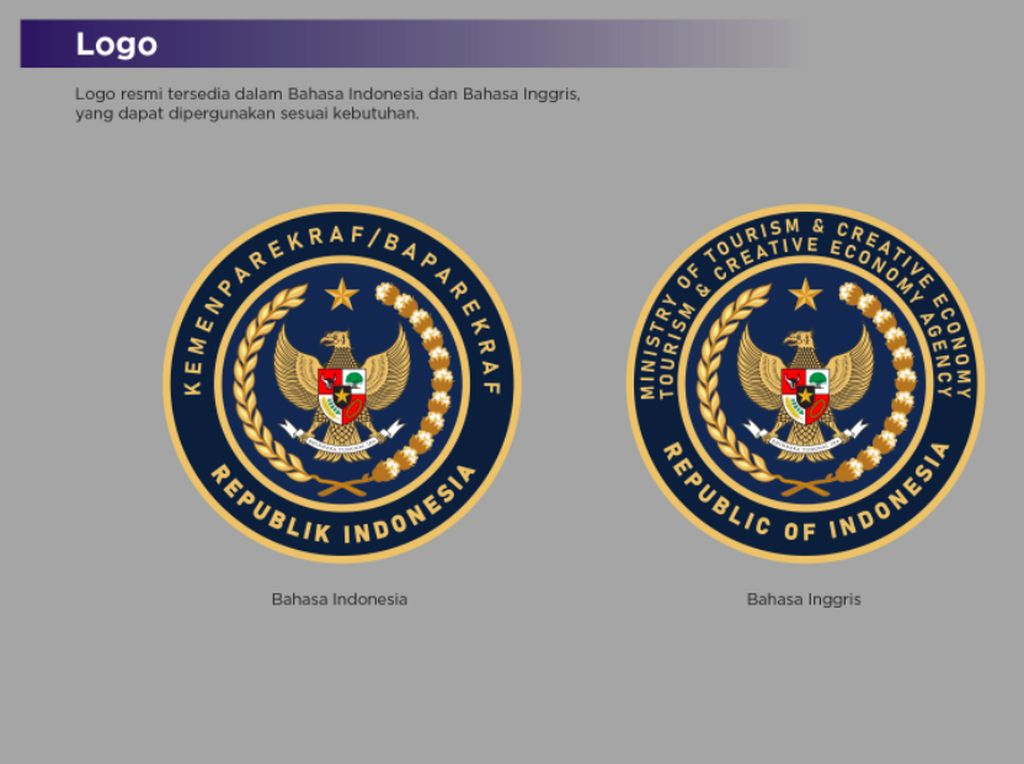 Heboh Logo Baru Kemenparekraf, Ini Penjelasan Wishnutama