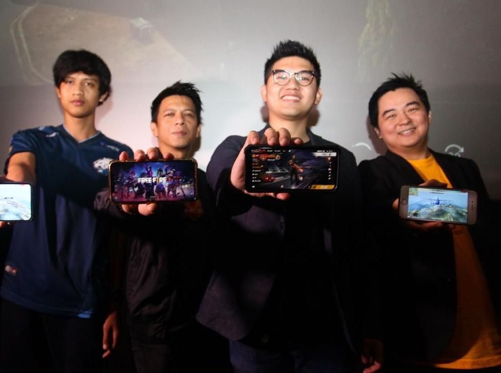 Jadi Pasar Game Video, Indonesia Bakal Dorong Industri Game Lokal
