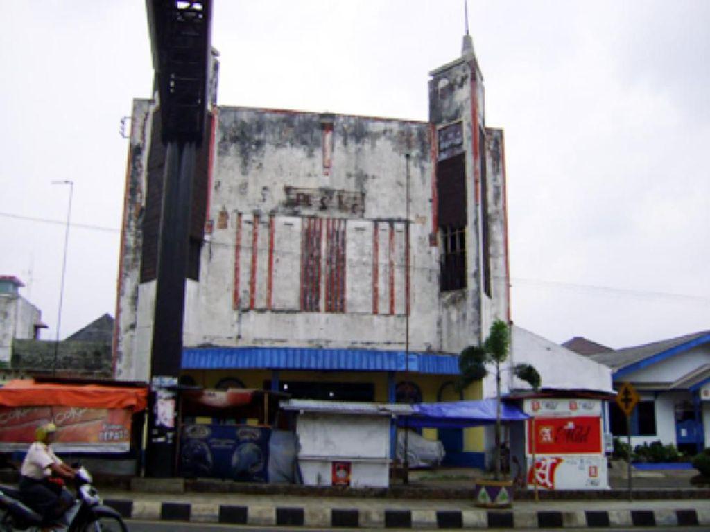 Cerita Dua Bioskop di Ciamis yang Kini Jadi Rumah Makan-Mal