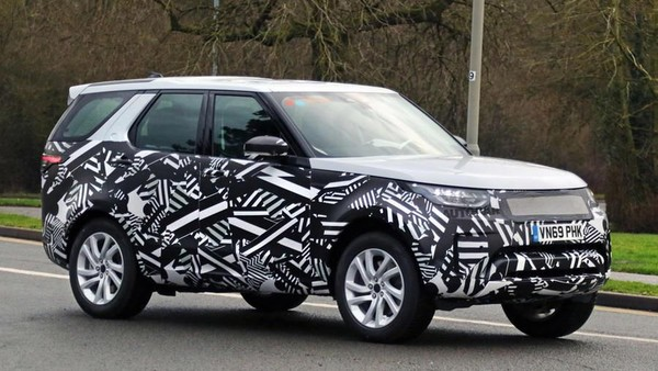 Land Rover Discovery >> Land Rover Siapkan Discovery Hybrid