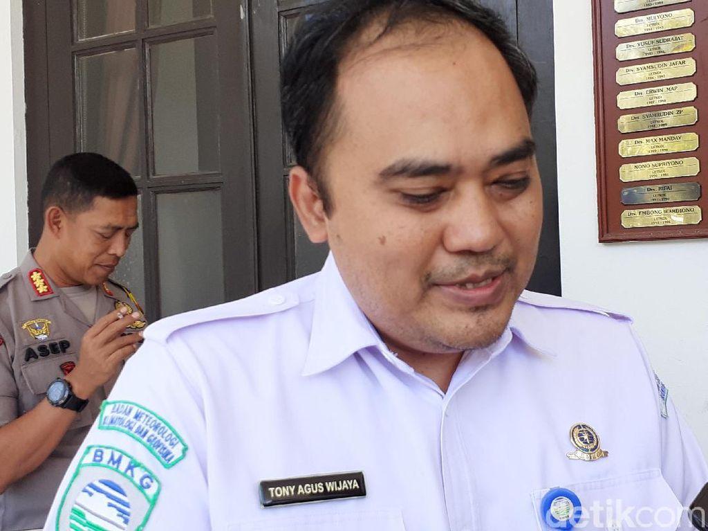 Dentuman Misterius di Bandung Terdengar Lagi, Ini Penjelasan PVMBG dan BMKG