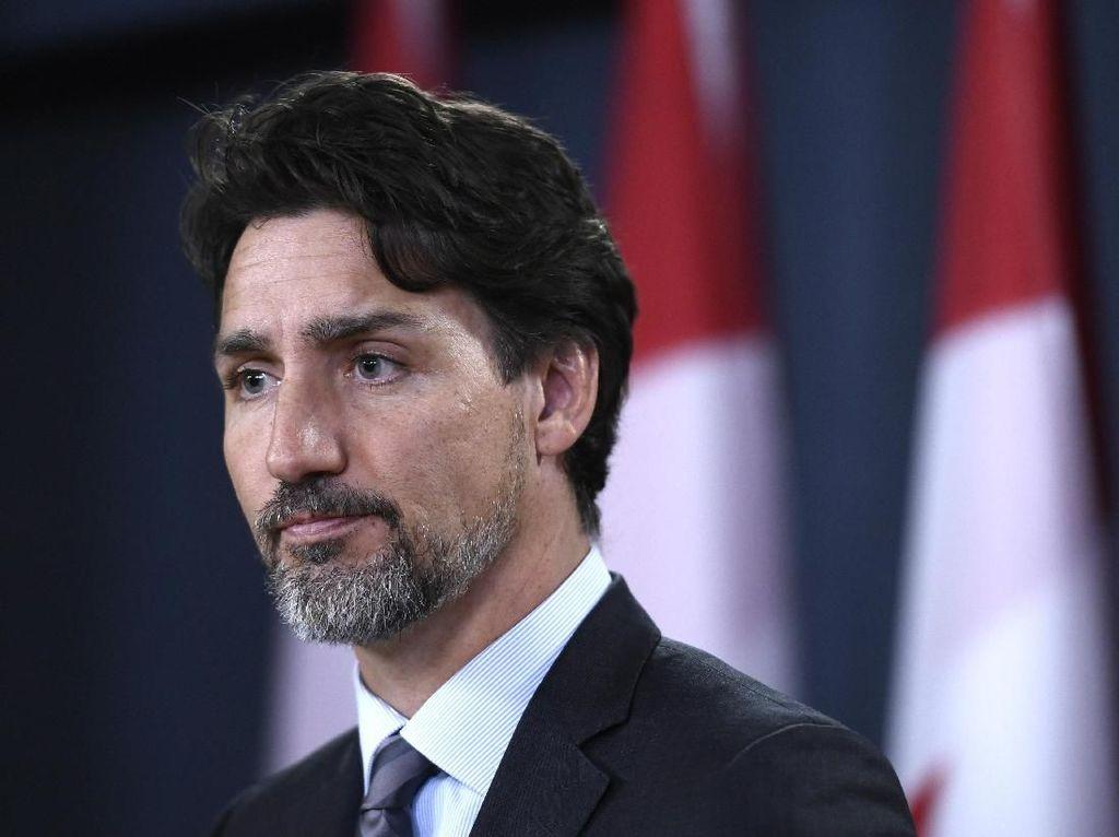 PM Kanada: Korban Pesawat Jatuh Masih Hidup Jika Tak Ada Ketegangan Kawasan