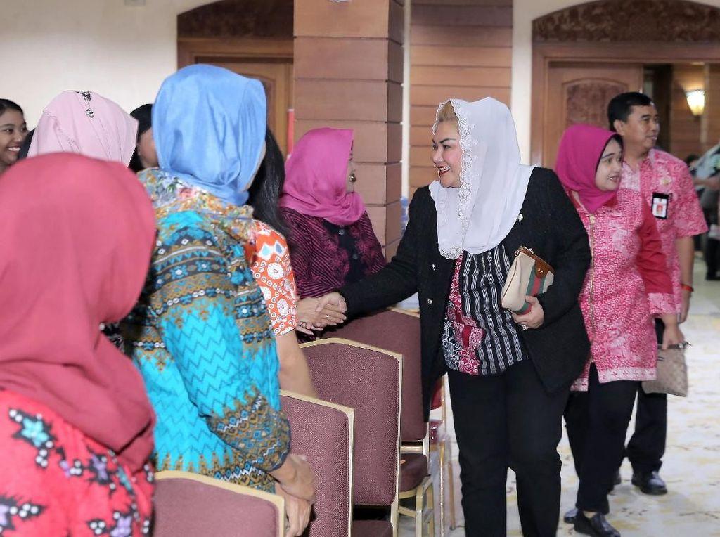 Koperasi Wanita di Semarang Didorong Jadi Wadah Usaha Para Anggota