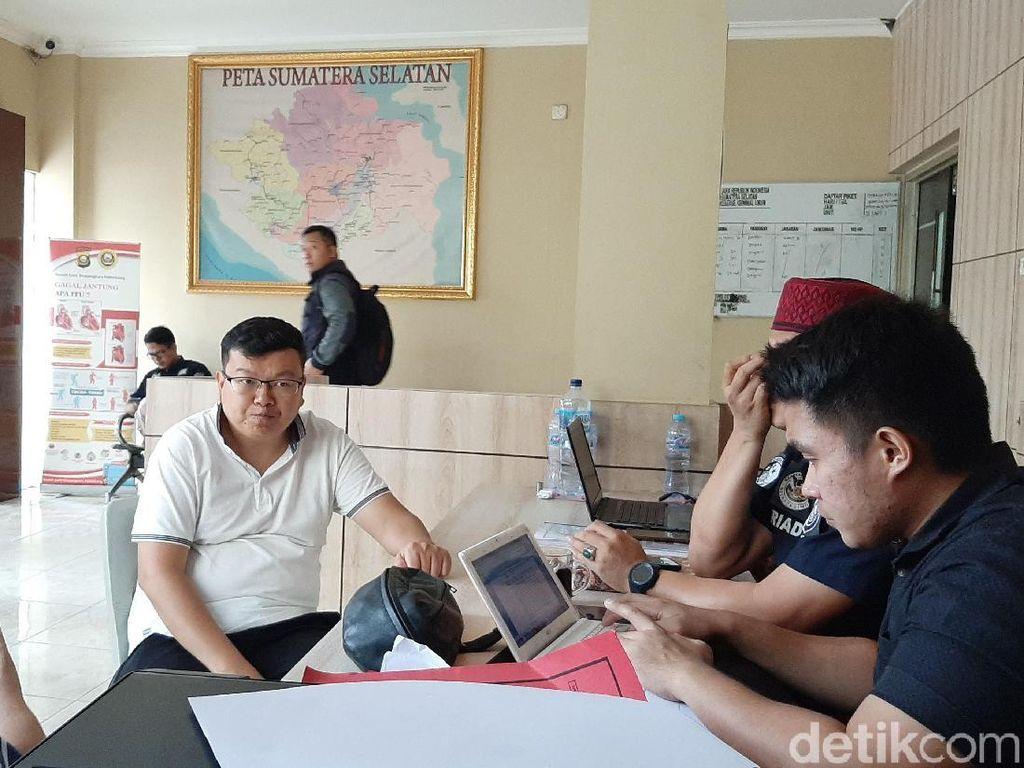 WNA Asal China Dijambret di Palembang, Duit Rp 75 Juta Raib