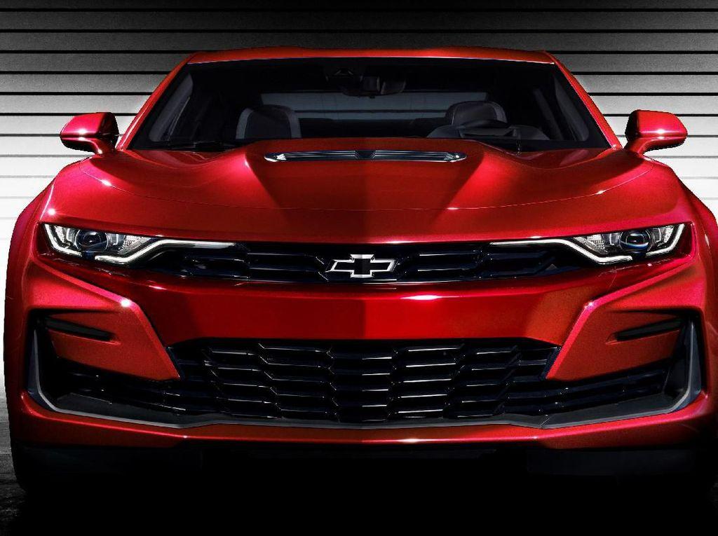 Jepang Siap Digempur Chevrolet Camaro