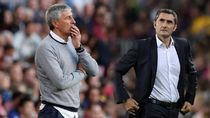 Valverde Out, Quique Setien In