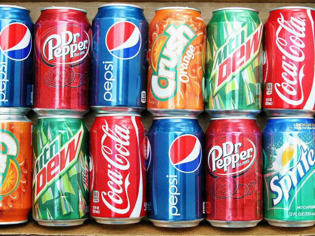 5 Merek Minuman Soda Tertua di Dunia, Ada yang Sejak 200 Tahun Lalu
