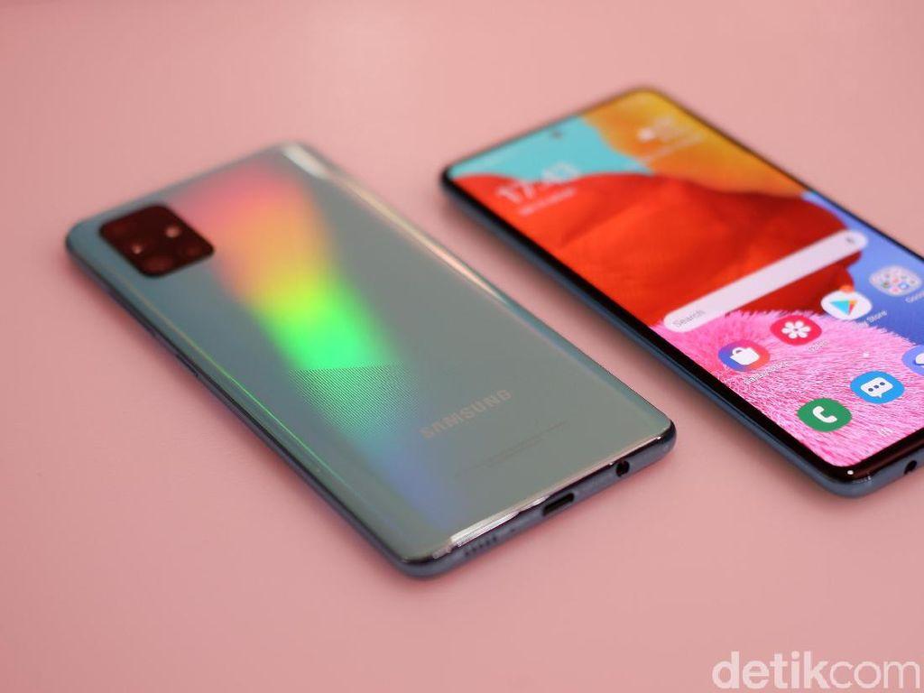 Tak Kebagian Preorder? Catat Jadwal Penjualan dan Harga Galaxy A51