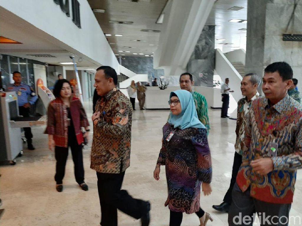 Terima Kunjungan Firli cs, Ketua MPR Ingin KPK Pantau Skandal Jiwasraya
