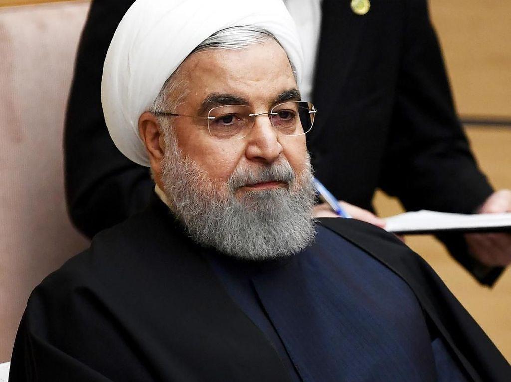 Iran Tuding Israel Mulai Upaya Perang