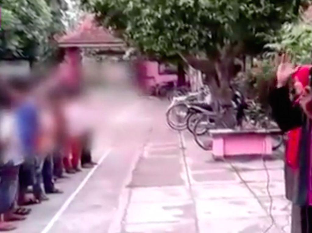 Video Tepuk Pramuka No Kafir di SDN Yogya yang Bikin Heboh