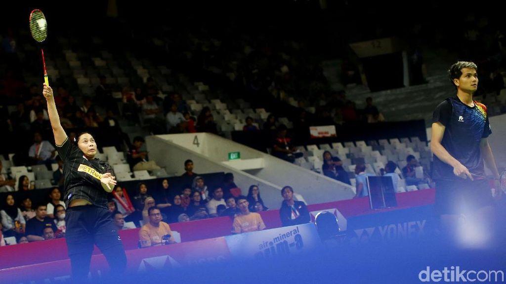 Ricky/Pia Zebaidah Ditumbangkan Ganda China di Daihatsu Indonesia Masters