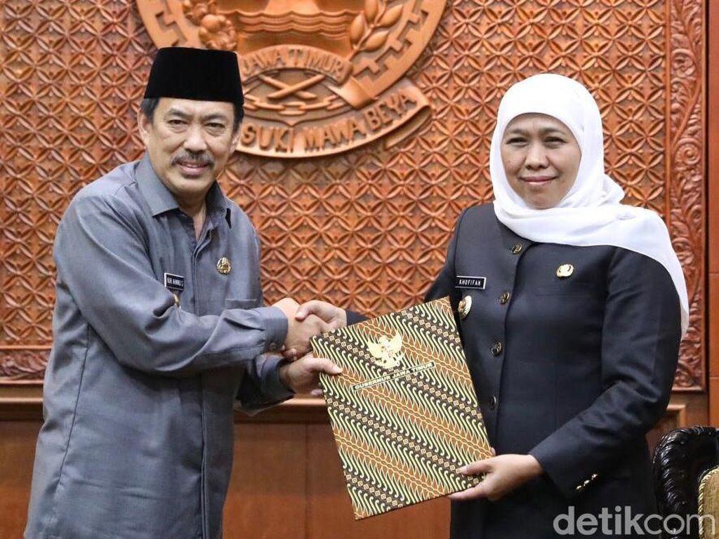 Bupati Sidoarjo Tersangka KPK, Gubernur Serahkan Mandat ke Wabup Nur Ahmad