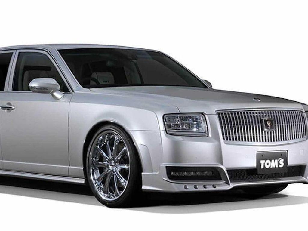 Modifikasi ala Mobil Kaisar Jepang