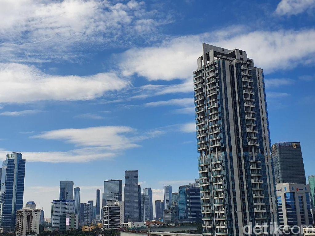 Meski Jakarta Cerah Hari Ini, Musim Hujan Sebenarnya Belum Usai